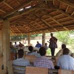 Квакерский дом собраний в Аккре (Гана, Африка)
