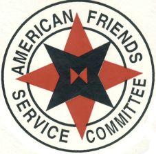 Эмблема Американского комитета Друзей на службе обществу
