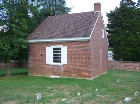 Самый маленький дом собраний Друзей в США