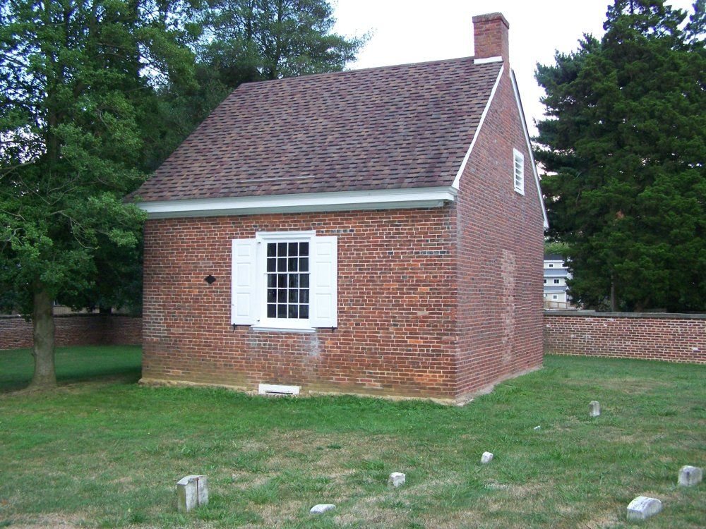 Самый маленький дом собраний в США