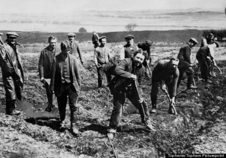 First World War - Conscientious Objectors - Dartmoor