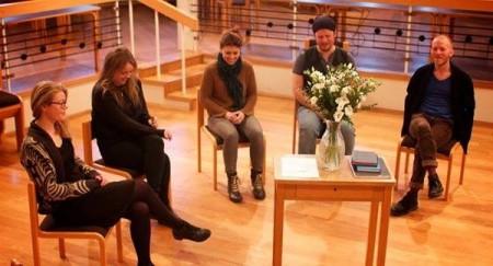 Квакерское молитвенное собрание в Исландии, 2014