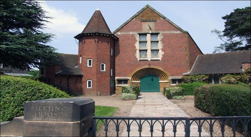 Бурнвильский квакерский дом собраний