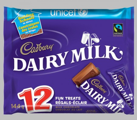 Dairy Milk Fun Treats Fairtrade