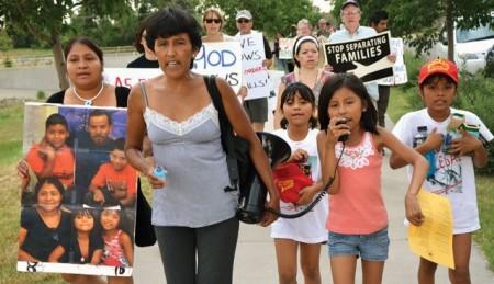 АКДСО: акция против приватизации тюрем в США