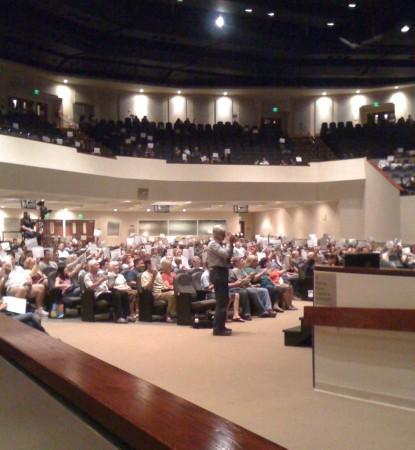 Молитвенный центр церкви Друзей в Йорба Линда, Калифорния