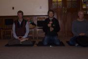 Дзен и квакеры: медитация