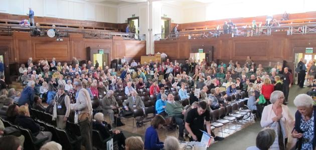 Британское Годовое собрание квакеров. Информация для Википедии