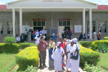 Общество Друзей. На международной встрече квакеров в Кении