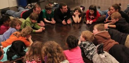квакеры, работа с детьми