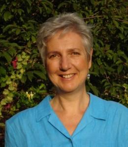 Мариса Джонсон, секретарь Европейской секции квакеров