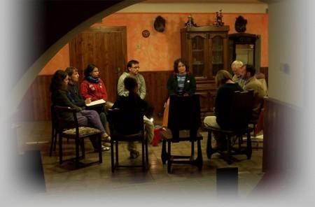 Общество Друзей: собрание в Праге (Чехия)