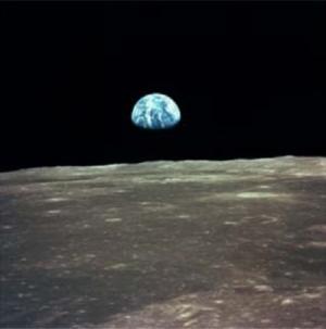 (фото: NASA, 1968)