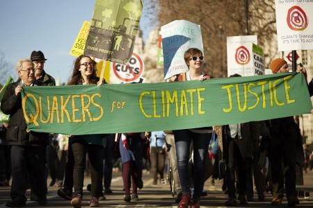 Квакеры перед лицом проблемы изменения климата