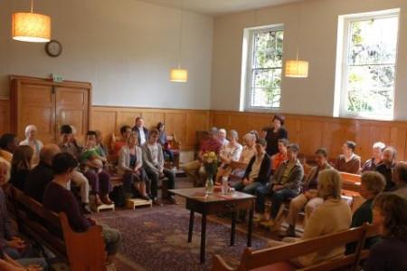 О священном и мирском. На квакерском собрании в Лондоне