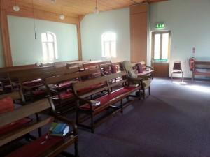 Недавно был на молитвенном собрании квакеров…