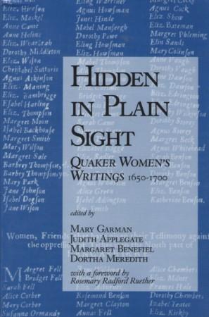 Скрытые в явном. Труды квакерских женщин 1650–1700 годов
