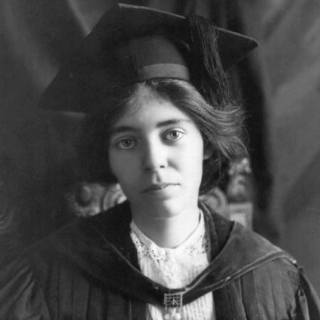 Элис Пол, 1913 год