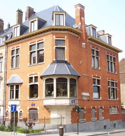 Квакерский Дом в Брюсселе. Квакерский совет по европейским делам.