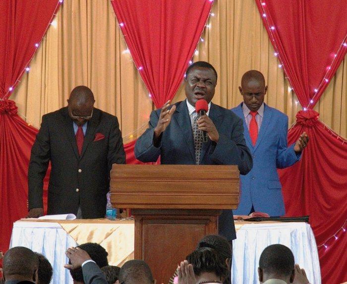 Будущее квакерства принадлежит Кении