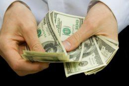 служение и деньги