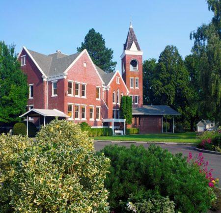 Церковь Друзей в Ньюбурге (Орегон, США). К видео «10 главных причин, почему я квакер»