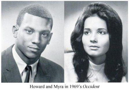 Говард и Майра в альбоме «Оксидент» 1969 г.
