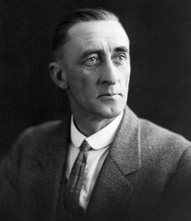 Теодор Ригг, автор хроники. Фото 1933 г.