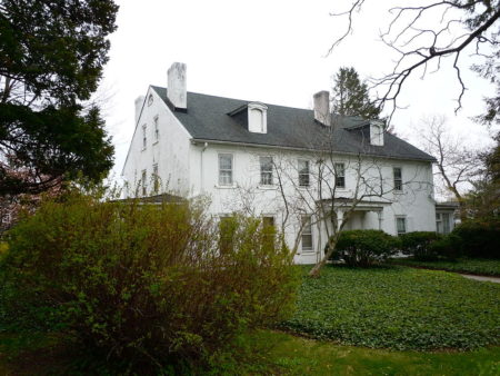 Дом Торнфилд, в котором Томас Гарретт жил до 1822 года