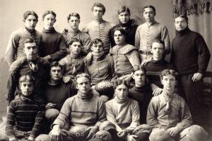 Футбольная команда 1905 года, Pacific College