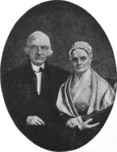 Джеймс и Лукреция Мотт
