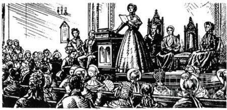 Конгресс в Сенека-Фоллз, 1848