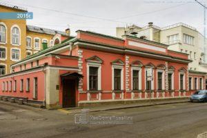 Современное состояние дома, где располагалось квакерское посольство
