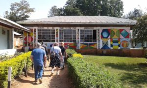 миссия Друзей, Кения