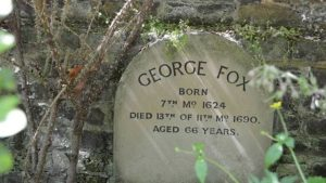 В поисках Фокса. Джордж Фокс, основатель квакерства.