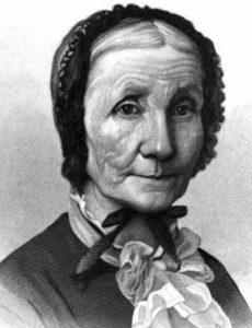 """Фото американской женщины-квакера Лоры Смит Хэвиланд (1881 г.). Иллюстрация к рассказу """"Старушка из Перчеса"""""""