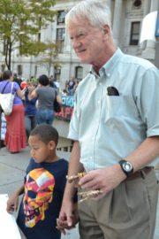 Проповедь мира и справедливости. Интервью с Джорджем Лейки