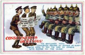Тюрьма за антивоенную деятельность (1916 год)