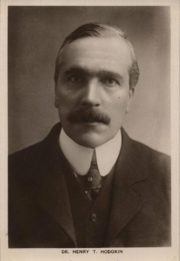 Генри Ходжкин. Информация для Википедии