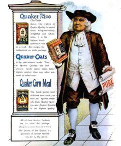 Как нелегко найти хорошего квакера