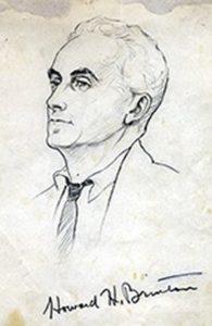 """Говард Бринтон, автор книги """"Друзья за 300 лет"""" (квакерский мистицизм)"""