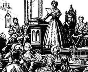 Конгресс в Сенека-Фоллз. Информация для Википедии