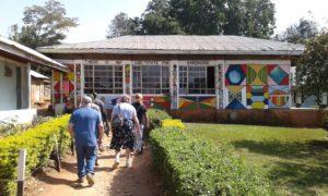 Миссия квакеров в Кении