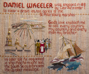 Даниэль Уилер. Краткая биография
