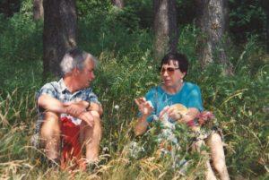 Татьяна Александровна Павлова. Интервью Питеру Джарману. 1994 г.