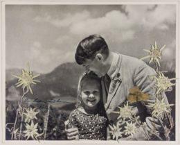 Гитлер и еврейская девочка