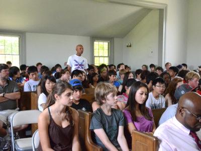 Когда говорить. Фото: wordpress.ssfs.org