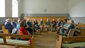 Квакеры и основной религиозный вопрос