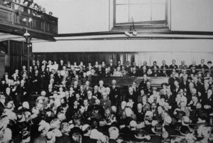 Всеобщая конференция Друзей 1920 года в Лондоне