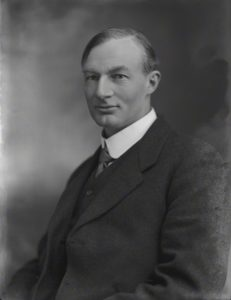 Эдмунд Харви, ноябрь 1918 г.